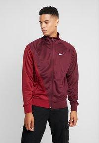 Nike Sportswear - Training jacket - night maroon/team red/white - 2