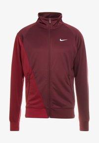 Nike Sportswear - Training jacket - night maroon/team red/white - 5