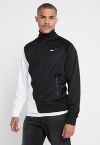 Nike Sportswear - Chaqueta de entrenamiento - black/white - 0
