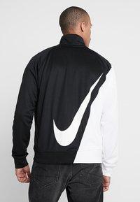 Nike Sportswear - Chaqueta de entrenamiento - black/white - 2