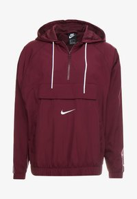 Nike Sportswear - Windbreaker - night maroon/white - 4
