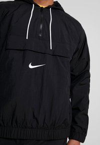 Nike Sportswear - Windbreaker - black/white - 4