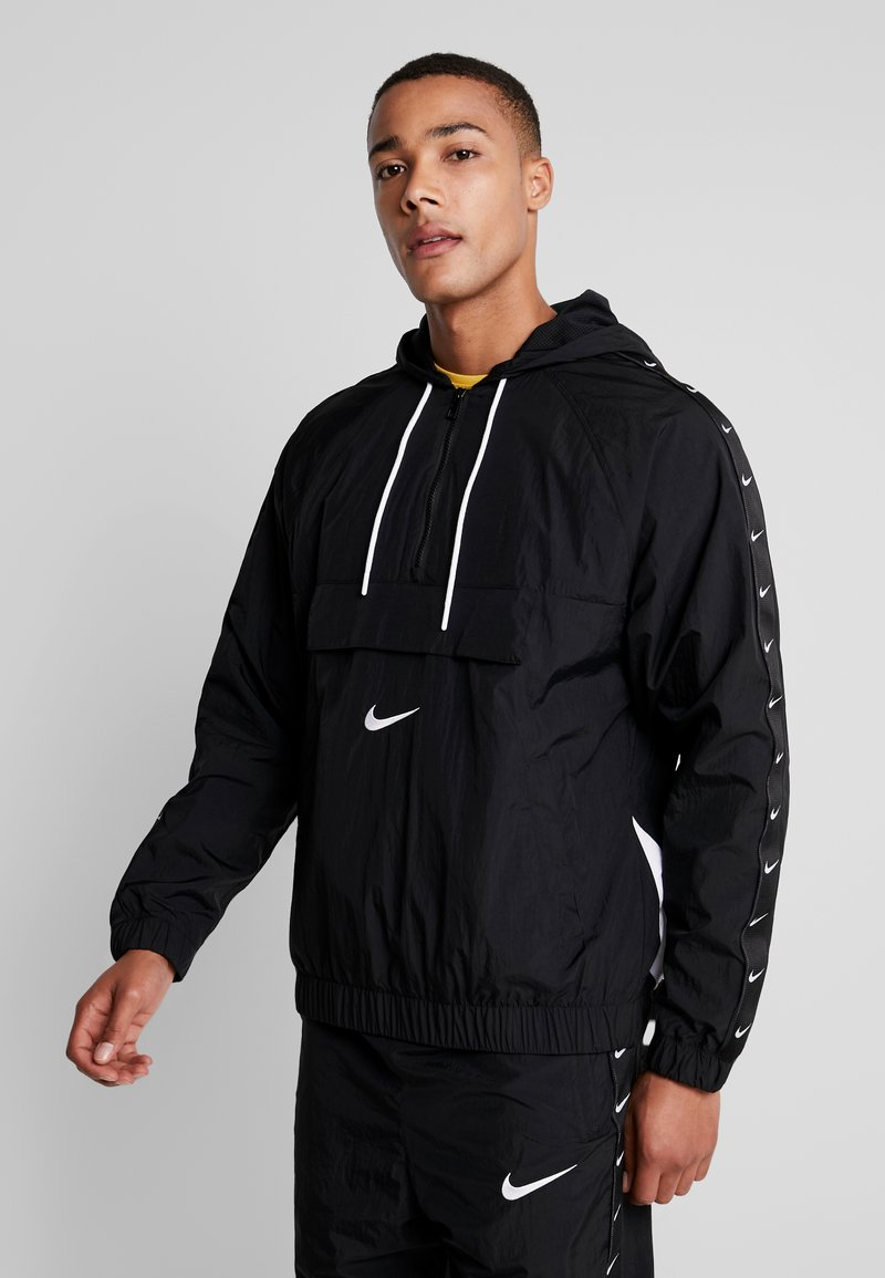 Nike Sportswear - Windbreaker - black/white