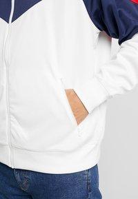 Nike Sportswear - Träningsjacka - summit white/midnight navy/university red - 5