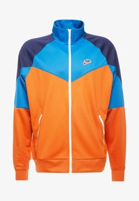Nike Sportswear - Chaqueta de entrenamiento - starfish/battle blue/midnight navy - 3
