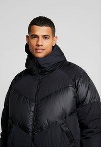 Nike Sportswear - Down jacket - black/black - 3