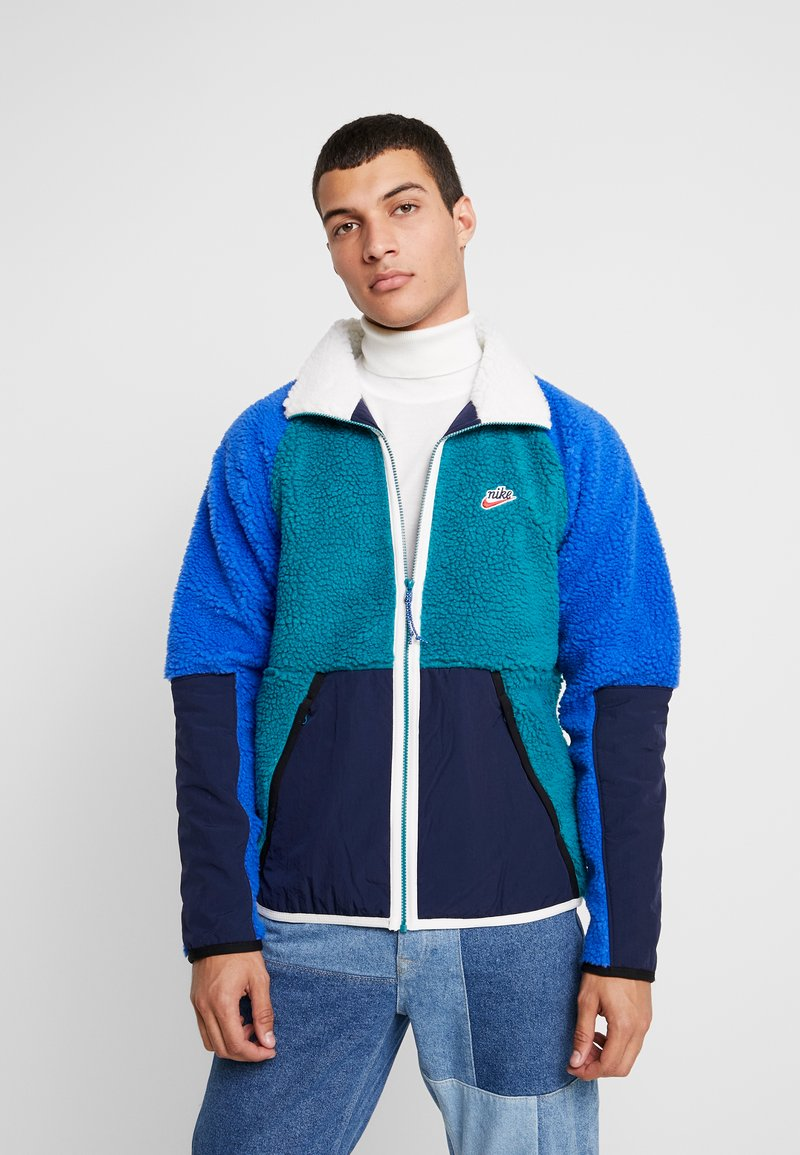 Nike Sportswear - WINTER - Leichte Jacke - geode teal/obsidian/game royal
