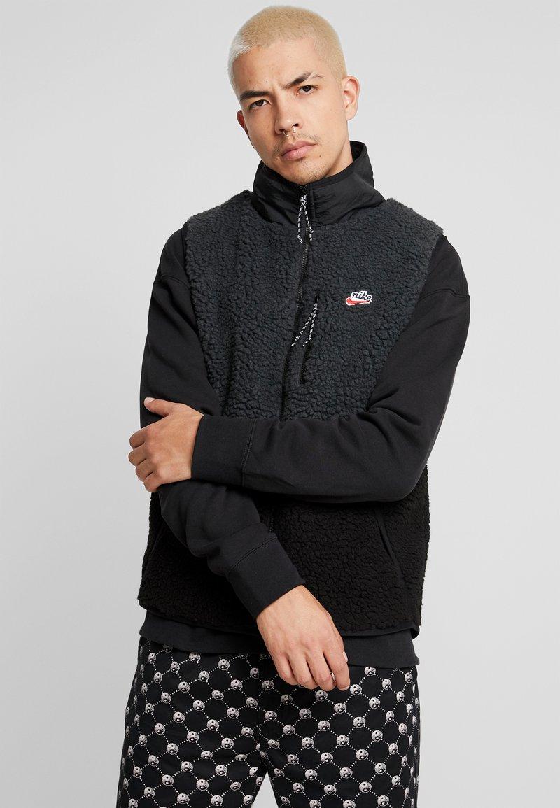 Nike Sportswear - VEST WINTER - Väst - off noir/black