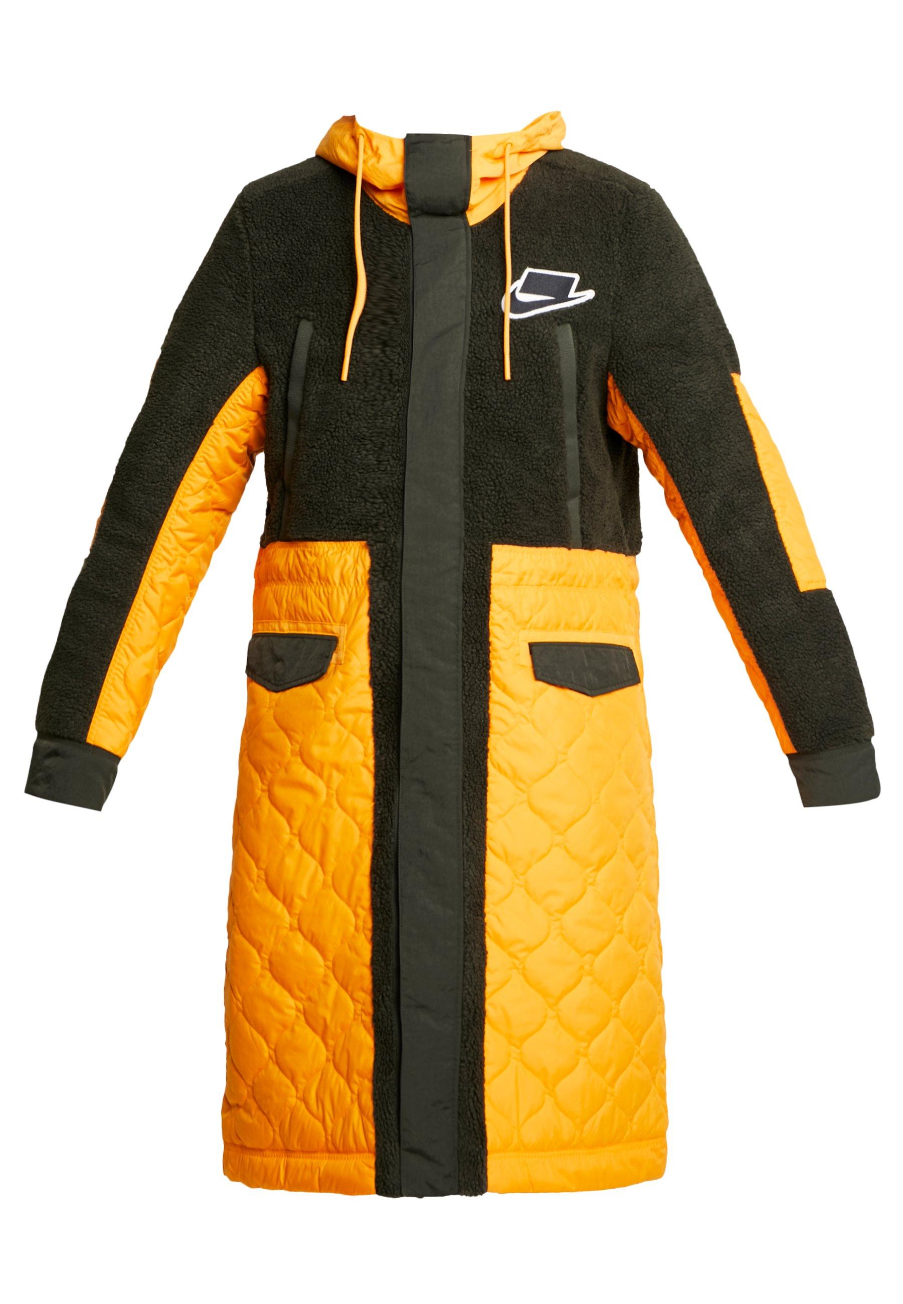 Nike Sportswear FILL MIX Veste mi saison kumquatsequoia