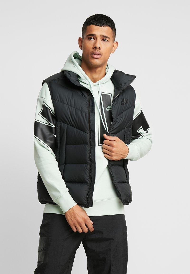Nike Sportswear - VEST - Waistcoat - black