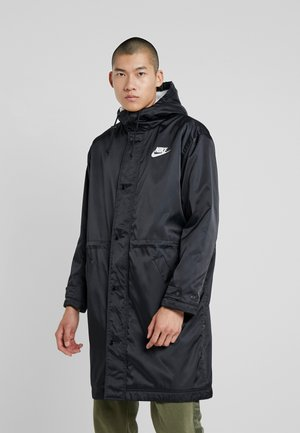 FILL  - Parka - black sail