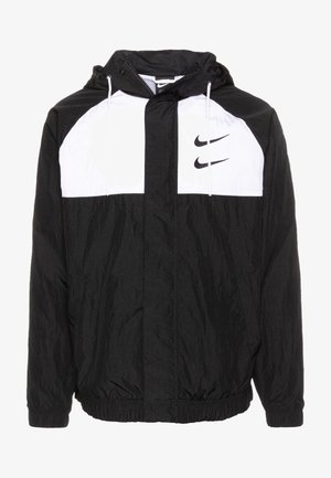 Summer jacket - black/white/particle grey/(black)