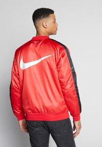Nike Sportswear - Bomberjacks - university red/black/white - 2
