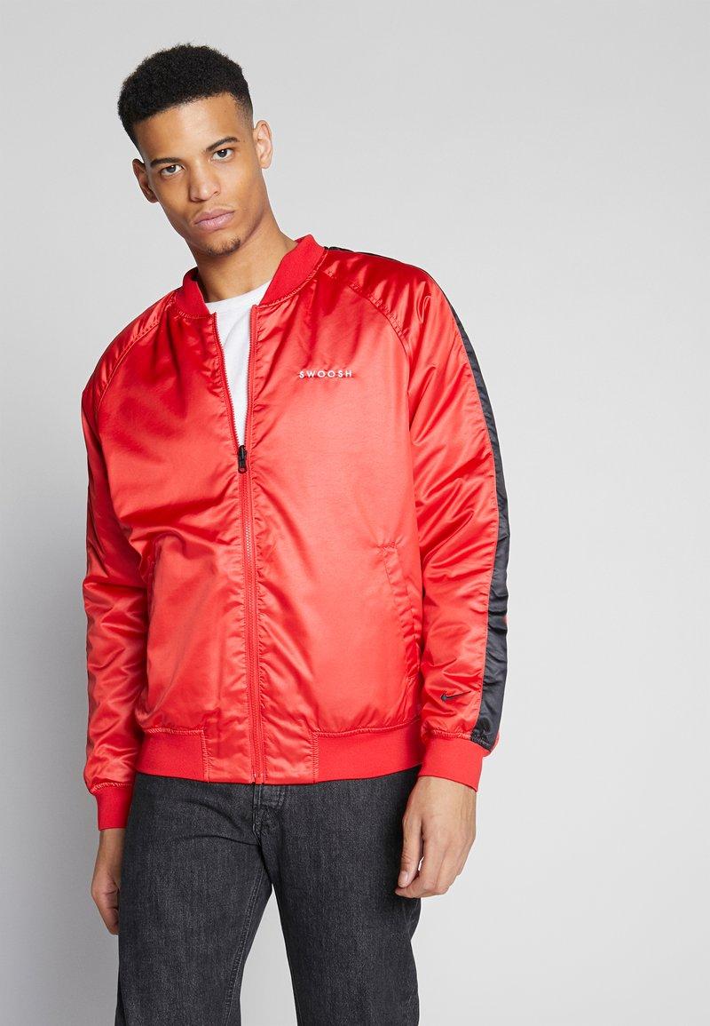Nike Sportswear - Bomberjacks - university red/black/white