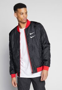Nike Sportswear - Bomberjacks - university red/black/white - 4