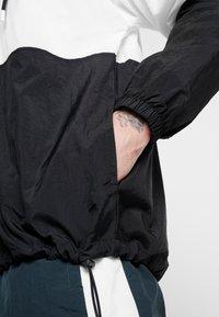 Nike Sportswear - Veste de survêtement - black/white/smoke grey - 3