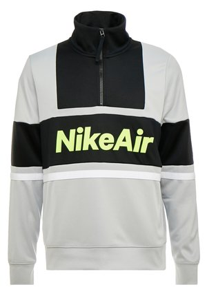 M NSW NIKE AIR JKT PK - Chaqueta fina - smoke grey/black