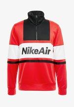 M NSW NIKE AIR JKT PK - Summer jacket - university red/black/white