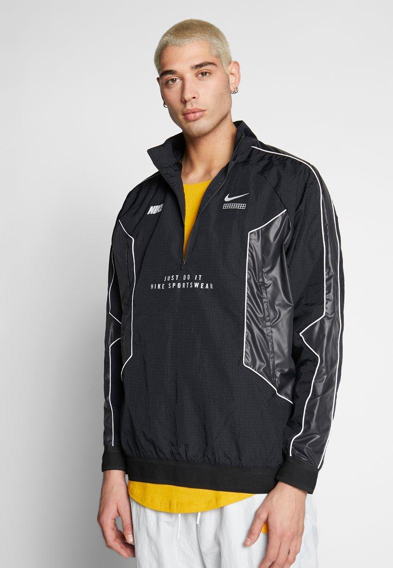 Nike Sportswear - TOP - Giacca a vento - black/black