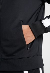 Nike Sportswear - Giacca sportiva - black/white - 5