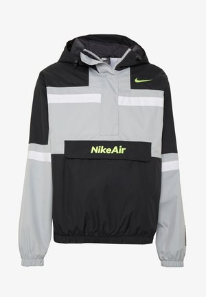 Windjack - smoke grey/black/white