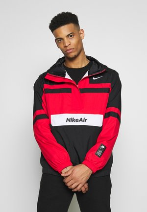 M NSW NIKE AIR JKT WVN - Veste coupe-vent - university red/black/white