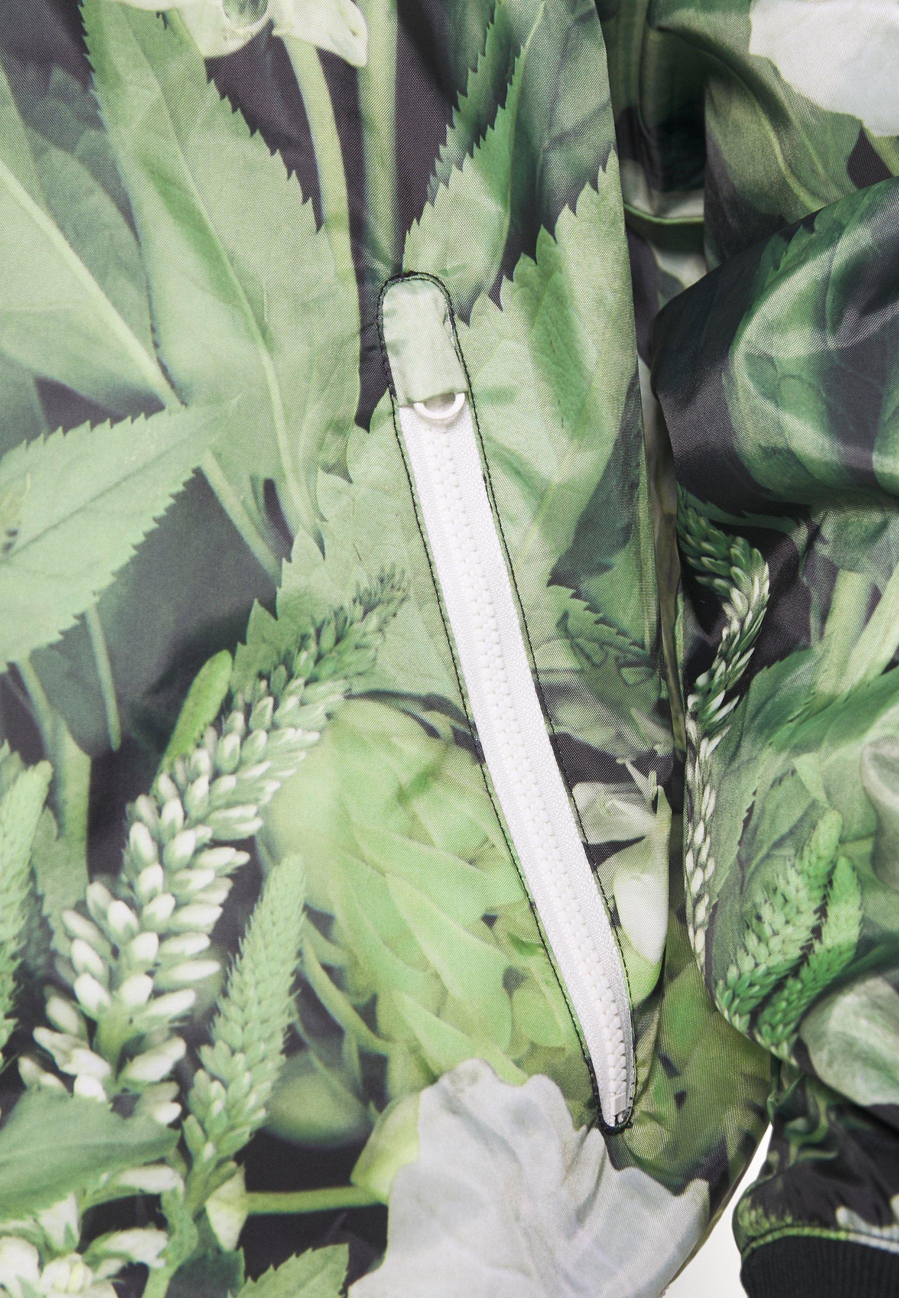 Nike Sportswear Floral - Let Jakke / Sommerjakker Spruce Aura