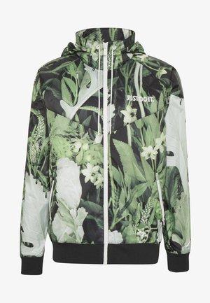 FLORAL - Summer jacket - spruce aura