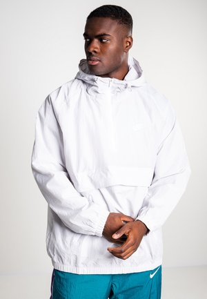 Windbreaker - vast grey/white