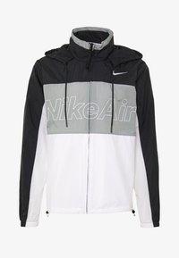 Nike Sportswear - NSW NIKE AIR  - Kurtka Outdoor - black/particle grey/white - 4
