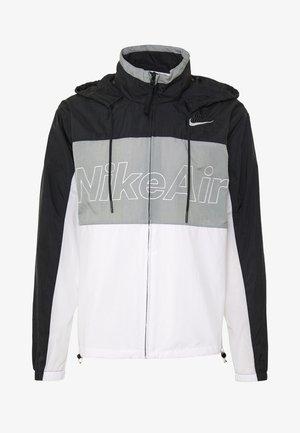 NSW NIKE AIR  - Kurtka Outdoor - black/particle grey/white