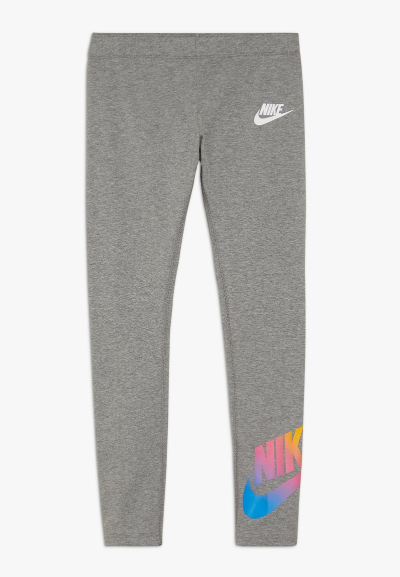 Nike Sportswear - FAVORITES - Leggings - carbon heather