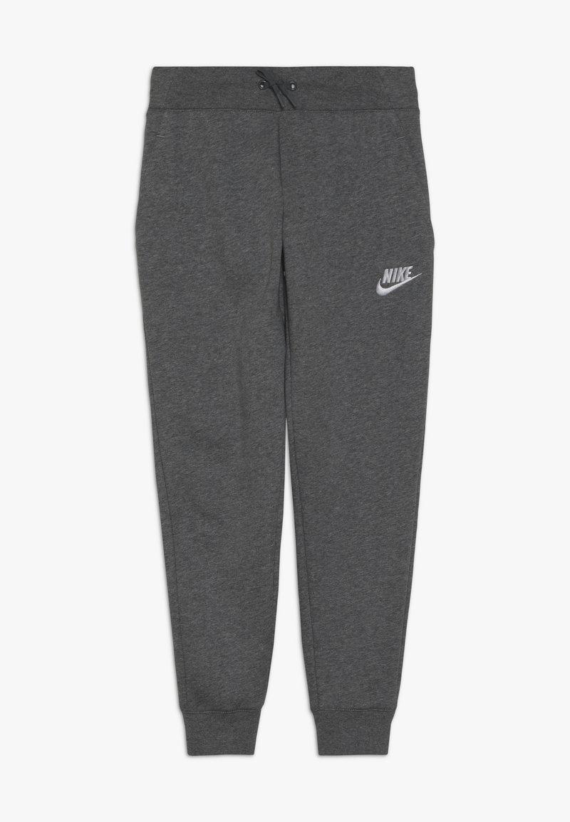 Nike Sportswear - Teplákové kalhoty - carbon heather