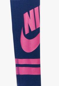 Nike Sportswear - FAVORITE  - Leggingsit - blue void/fire pink - 3