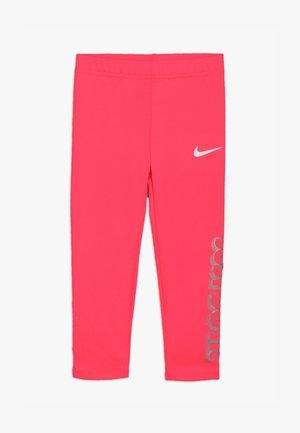 GIRLS JUST DO IT IRIDESCENT - Legging - racer pink