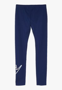 Nike Sportswear - FAVORITES SHINE - Leggings - blue void - 1