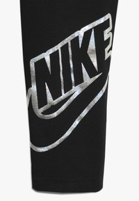 Nike Sportswear - FAVORITES SHINE - Leggings - black - 2