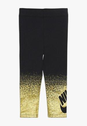 SHINE SPRAY  - Leggings - Hosen - black
