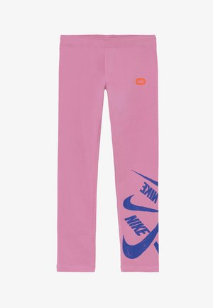 G NSW FAVORITES LEGGNG MARKER - Leggings - Trousers - magic flamingo/hyper blue
