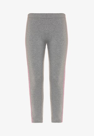 AIR FAVORITES - Leggings - Trousers - carbon heather/magic flamingo