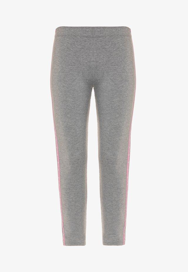 AIR FAVORITES - Leggings - Trousers - carbon heather/magic flamingo