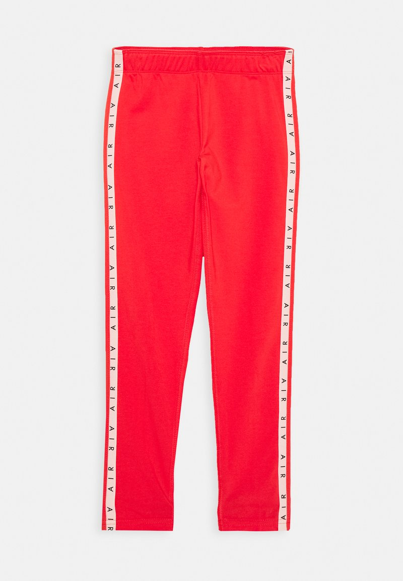 Nike Sportswear - AIR FAVORITES - Leggings - Trousers - light crimson/washed coral