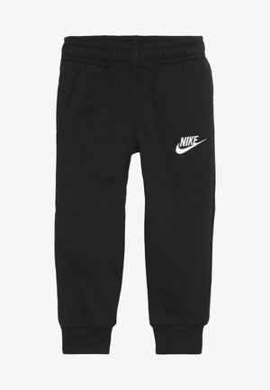 CLUB CUFF PANT - Spodnie treningowe - black