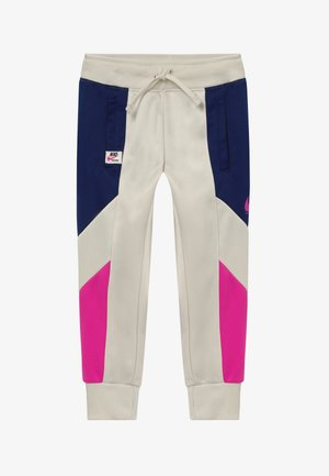 HERITAGE PANT - Tracksuit bottoms - orewood brown
