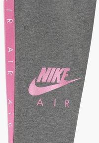 Nike Sportswear - Leggings - Trousers - carbon heather - 3