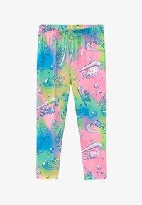 Nike Sportswear - AIR BUBBLE ANKLE CROP - Leggings - pink - 2