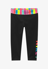 Nike Sportswear - STRIPE ANKLE CROP - Legging - black - 2