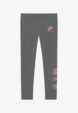 AIR FAVORITES - Leggings - Trousers - carbon heather/arctic pink