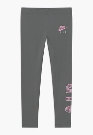 AIR FAVORITES - Leggings - carbon heather/arctic pink