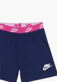 Nike Sportswear - GIRLS FRENCH TERRY - Tracksuit bottoms - blue void - 3